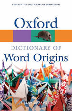 Oxford Dictionary of Word Origins : OPR