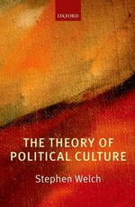 The Theory of Political Culture - Stephen Welch
