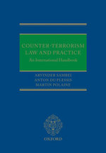 Counter-terrorism Law and Practice : An International Handbook - Arvinder Sambei