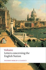 Letters Concerning the English Nation : World's Classics - Voltaire