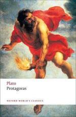 Protagoras : World's Classics - Plato