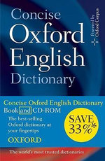 Concise Oxford English Dictionary 2009 : Dictionaries - Oxford Dictionaries