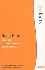 Back Pain : The Facts - John Lee