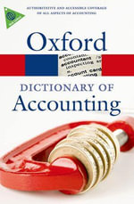 A Dictionary of Accounting : OPR