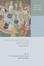 Food in Medieval England : Diet and Nutrition