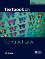 Textbook on Contract Law - Jill Poole