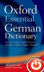 Oxford Essential German Dictionary - Oxford Dictionaries