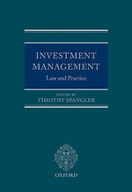 Investment Management : Law and Practice