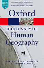 A Dictionary of Human Geography : A John Ceepak Mystery - Alisdair Rogers