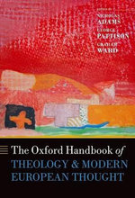 The Oxford Handbook of Theology and Modern European Thought : Augustine and the Pre-Augustinian Sources