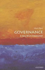Governance : A Very Short Introduction - Mark Bevir