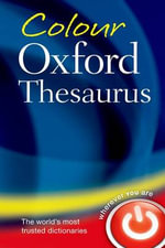 Colour Oxford Thesaurus - Oxford Dictionaries
