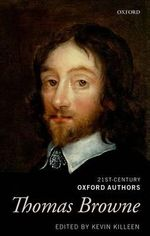 Thomas Browne : 21st-century Oxford Authors