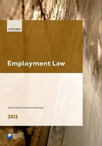 Employment Law 2012 - James A. Holland