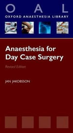 Anaesthesia for Day Case Surgery - Jan Jakobsson