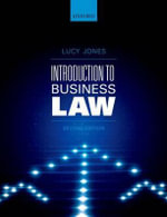 Introduction to Business Law - Lucy Jones