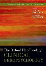Oxford Handbook of Clinical Geropsychology