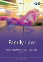Family Law - Mary Welstead