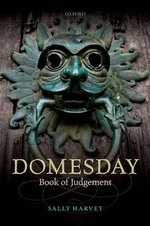 Domesday : Book of Judgement - Sally Harvey