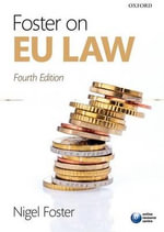 Foster on EU Law - Nigel Foster