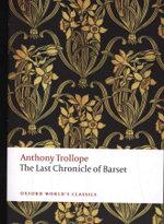 The Last Chronicle of Barset - Anthony Trollope