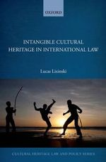 Intangible Cultural Heritage in International Law :  Vatican Accountability for Human Rights Abuse - Lucas Lixinski