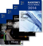 Blackstone's Police Manuals : Four Volume Set 2014 - Paul Connor
