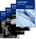 Blackstone's Police Q&A : Four Volume Pack 2014 - John Watson