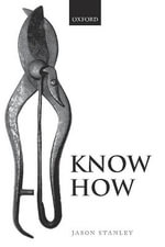 Know How - Jason Stanley