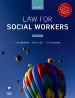 Law for Social Workers - Hugh Brayne