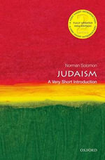 Judaism : A Very Short Introduction - Norman Solomon