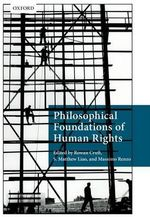 Philosophical Foundations of Human Rights : Philosophical Foundations of Law