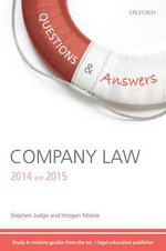 Q & A Revision Guide Company Law 2014 and 2015 - Stephen Judge