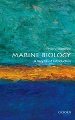 Marine Biology : A Very Short Introduction - Philip V. Mladenov