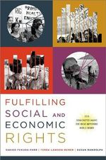 Fulfilling Social and Economic Rights - Sakiko Fukuda-Parr