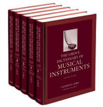 The Grove Dictionary of Musical Instruments - J. Richard Haefer