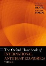 The Oxford Handbook of International Antitrust Economics : Volume 1