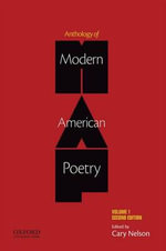 Anthology of Modern American Poetry : Volume 1