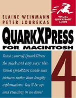QuarkXPress 4 for Macintosh - Elaine Weinmann