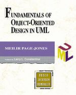 Fundamentals of Object-oriented Design in UML : Addison-Wesley Object Technology (Paperback) - Meilir Page-Jones
