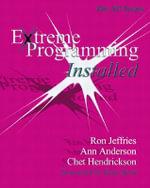 Extreme Programming Installed - Ron Jeffries