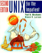 UNIX for the Impatient - Paul W. Abrahams