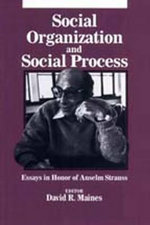 Social Organizations and Social Process : Essays in Honor of Anselm Strauss - David R. Maines