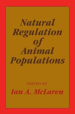 Natural Regulation of Animal Populations : Interactivity of Dissolved Organic Matter