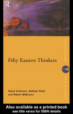 Fifty Eastern Thinkers - Diane Collinson