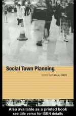 Social Town Planning : Planning and Social Policy