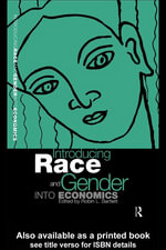 Introducing Race and Gender into Economics - Robin L. Bartlett