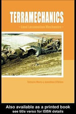 Terramechanics : Land Locomotion Mechanics - T. Muro