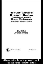Robust Control System Design : Advanced State Space Techniques - Chia-Chi Tsui