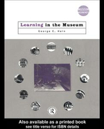 Learning in the Museum - George E. Hein